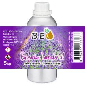 bulgarian lavender oil