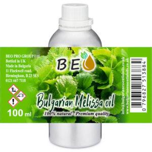 bulgarian melissa oil
