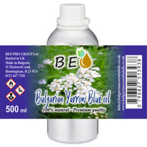 bulgarian yarrow oil